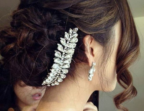 Hair Style Jooda : Indian wedding bridal hairstyles pictures