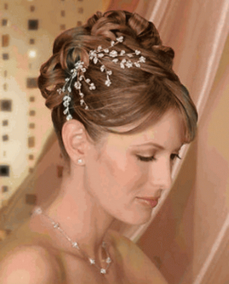cheap wedding hair accessories for short hair