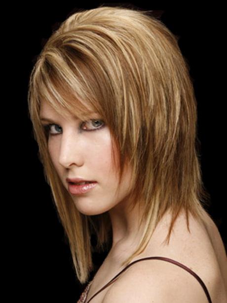 Long layered haircuts for medium length hair