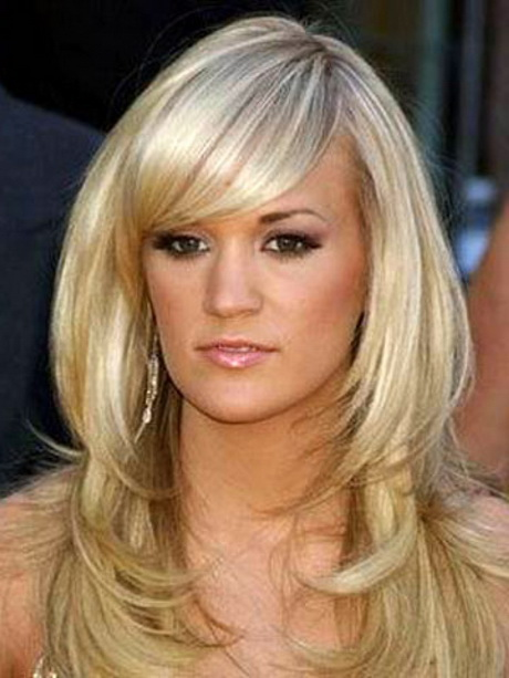 Simple Hairstyles For Shoulder Length Layered Hair : Long layered haircuts for medium length hair