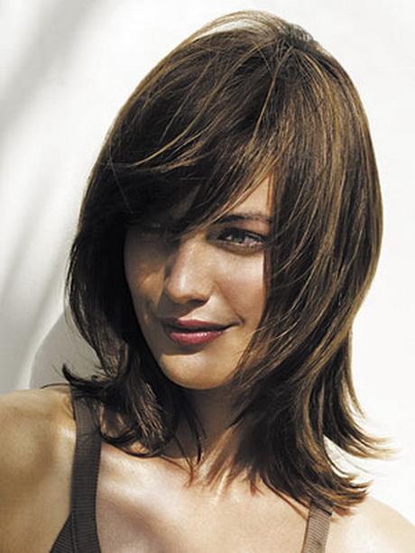 Stunningly Layered Haircuts For Medium Length Hair | Hairstyle Tips …