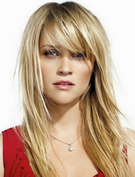 Long Layered Razor Haircuts