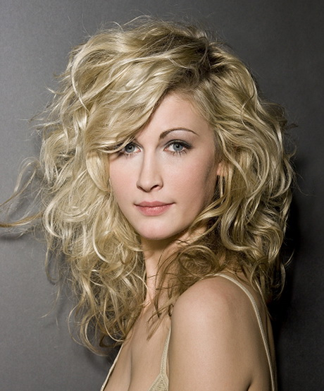 Medium length layered haircuts for curly hair