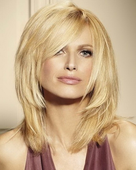 Medium Length Layered Haircuts Pictures