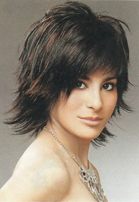Medium Length Shaggy Haircuts Women