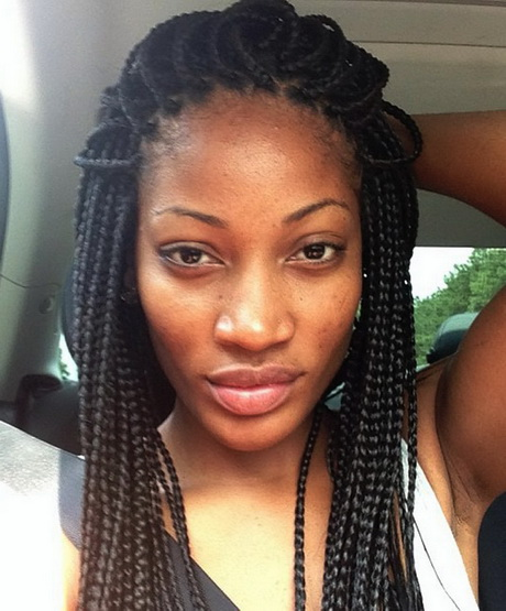 Pictures of braids hairstyles for black women - Bob Hairstyles For Black Females