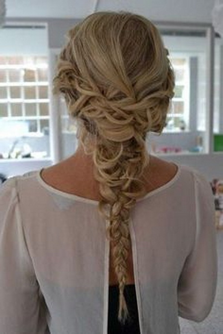 2015 Prom Hairstyles Braided Prom Hair Ideas 4