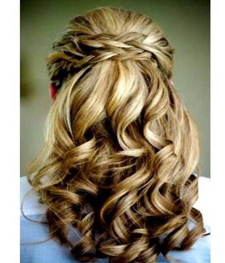 Luxury 31 Half Up Half Down Prom Hairstyles
