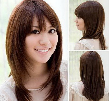 Round Face Hairstyle For Women