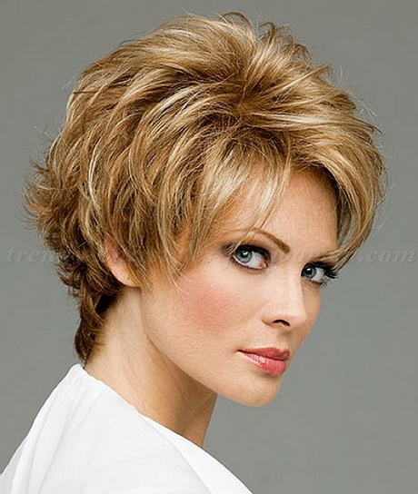 2015 Stylish Short Hairstyles For Women Over 50 age Photos …