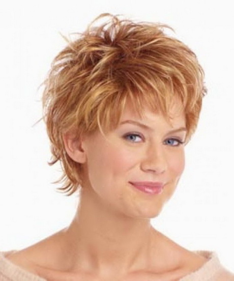 short hairstyles women over - photo #46