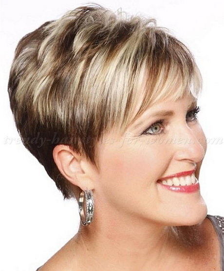 Hairstyles For Short Hair Over 45 : Modern Hairstyles For Women Over 45 hairstylegalleries.com