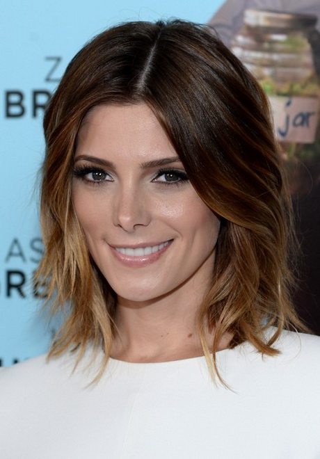 Short layered haircuts with bangs 2015