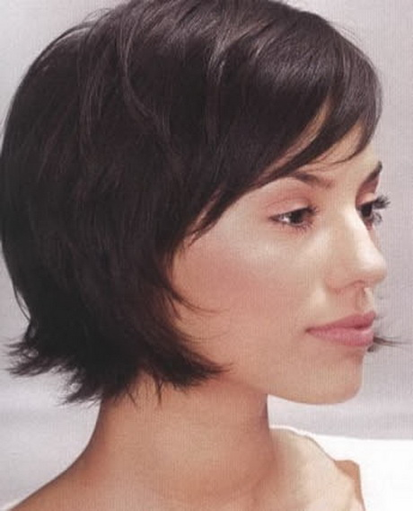 Short Layered Haircuts Women