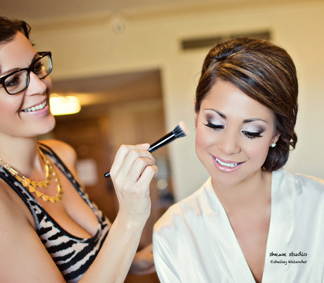 Airbrush Wedding Makeup Artist : Wedding hair and makeup artists