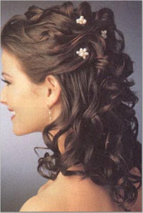 Wedding Hair Ideas For Curly Hair
