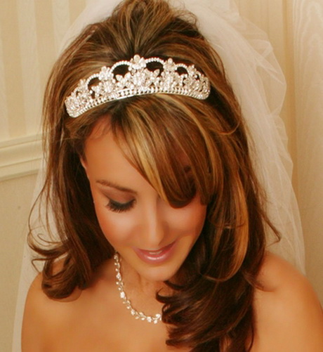Wedding Hair Tiaras