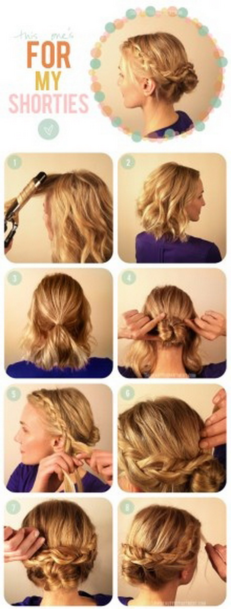 Cute Hairstyles For The New School Year : Hairstyles for school