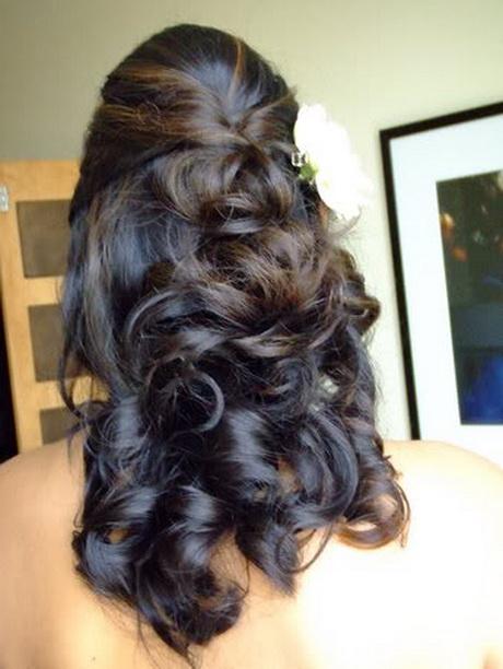 8 wedding hairstyles half up