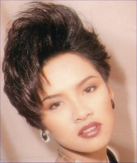 80s hairstyles for short hair
