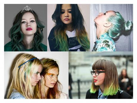 Soft grunge hairstyles