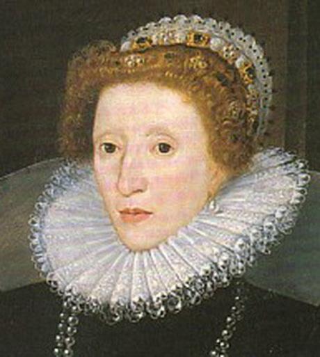 Elizabeth I Hairstyles