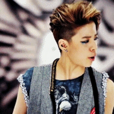 F(x) amber hairstyles
