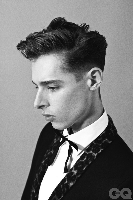 Gq Hairstyles