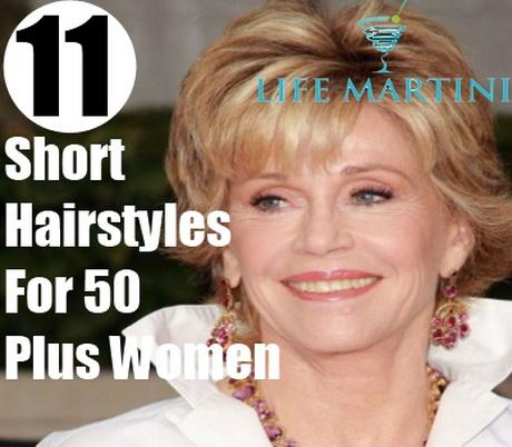 Hairstyles 50 Plus