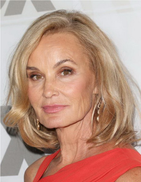 Jessica Lange Natural Hair Color