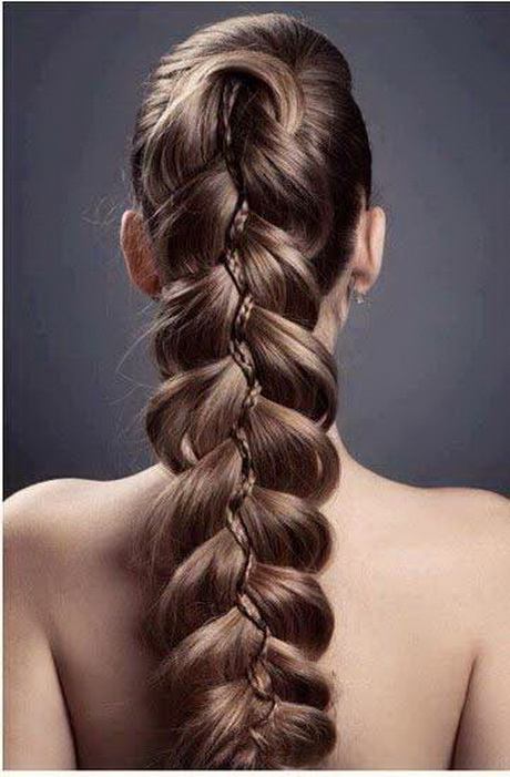 Cool Braid Hairstyles for Long Hair