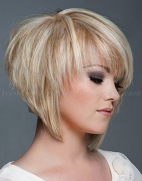 Hairstyles a line