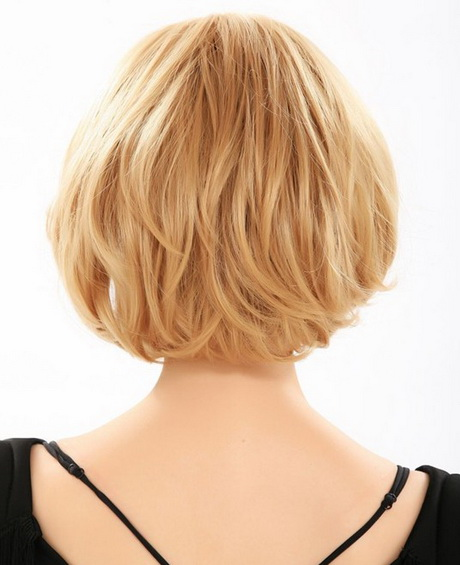 Short Layered Haircuts Front And Back View: Hairstyles Back View
