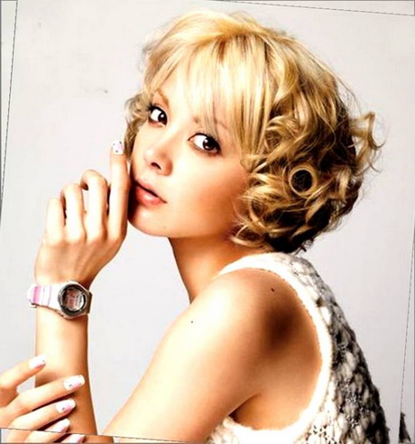 Hairstyles Job : Hairstyles curly hair for job