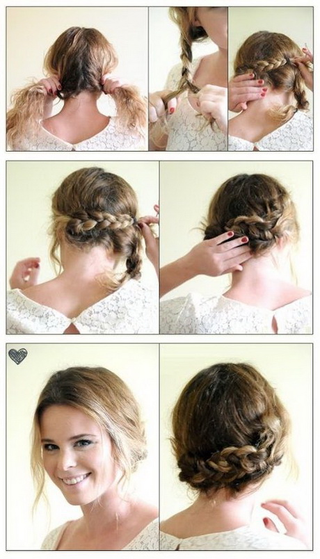 Prom Hairstyles For Long Hair Diy : Hairstyles diy