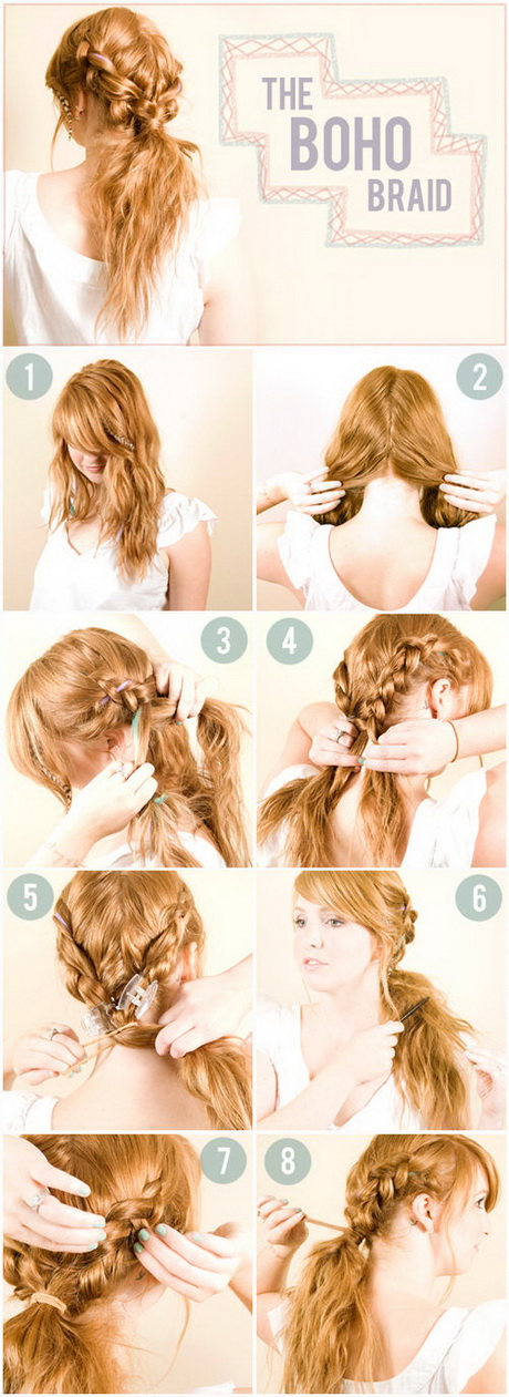 Hairstyles do it yourself Diy fashion of hairstyle