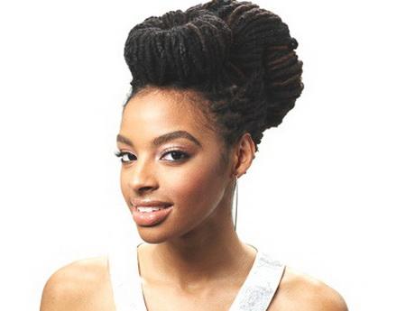 Black Hairstyles Locs Style Mohawks Hairstyles Dreadlocks Hairstyles ...