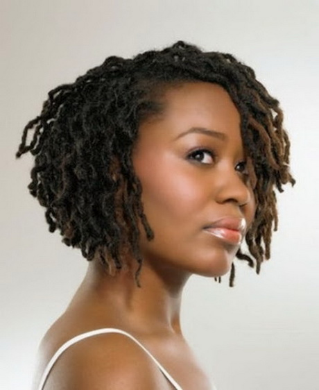 Dreadlock Hairstyles For Black Women Brown Colored Dreadlock Updo ...