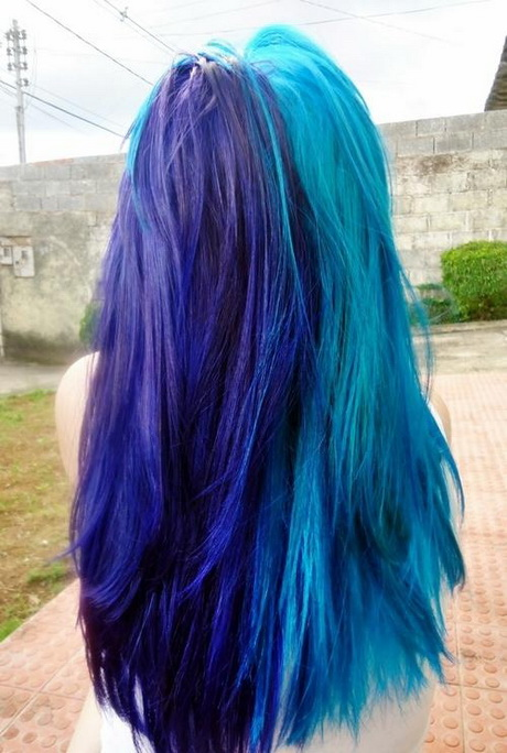Hairstyles Dyed : Hairstyles dyed