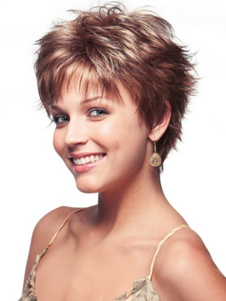 Short Easy Care Hairstyles For Women Over 50