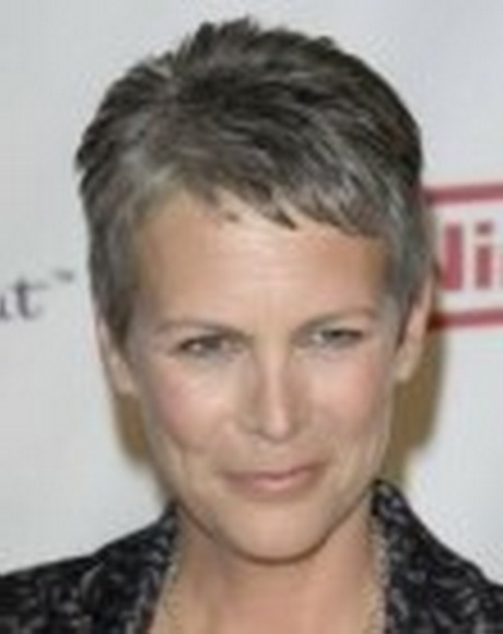 Jamie Lee Curtis Haircut Back View Pictures to Pin on ...