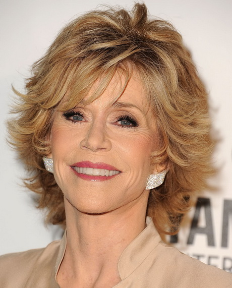 Hairstyles Photos : Jane Fonda Hairstyles 600?450 On Hairstyles For 2015 Popular