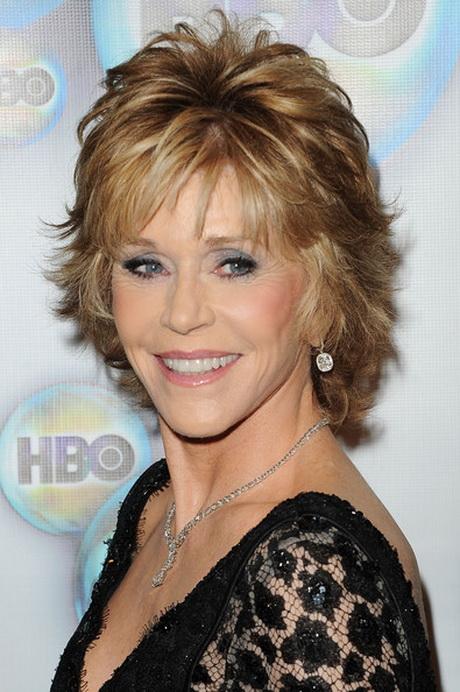 Pics Photos - Jane Fonda S Modern Shag