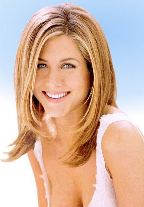 Jennifer Aniston Tousled Long Bob Hairstyle Jennifer Aniston ...