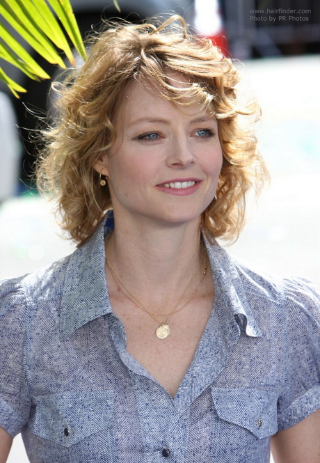 New Awesome Bob Cut Of Jodie Foster …