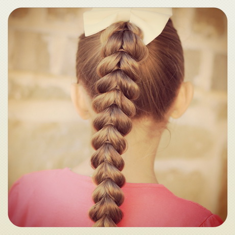 easy hairstyles for kids to do at home cute hairstyles