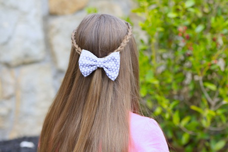 For Kids To Collection Easy Hairstyles For Kids To Themselves So Easy