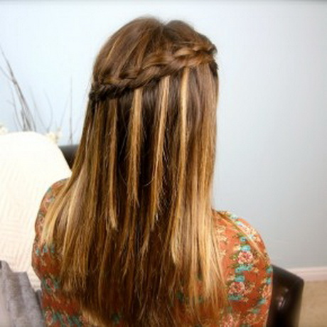 Valentine's Day Hairstyles / Even your hair-do can I say quot;I love