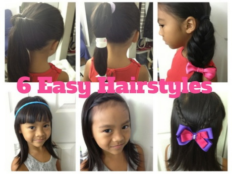 Easy Quick Hairstyles for Girls – Episode #3 (Highly Requested)