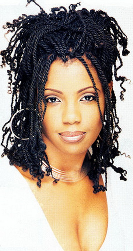 Simple Kinky Twist Hairstyles  Beautiful Hairstyles